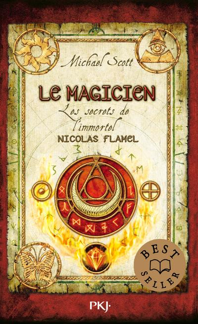 LES SECRETS DE L'IMMORTEL NICOLAS FLAMEL - TOME 2 LE MAGICIEN SCOTT MICHAEL POCKET